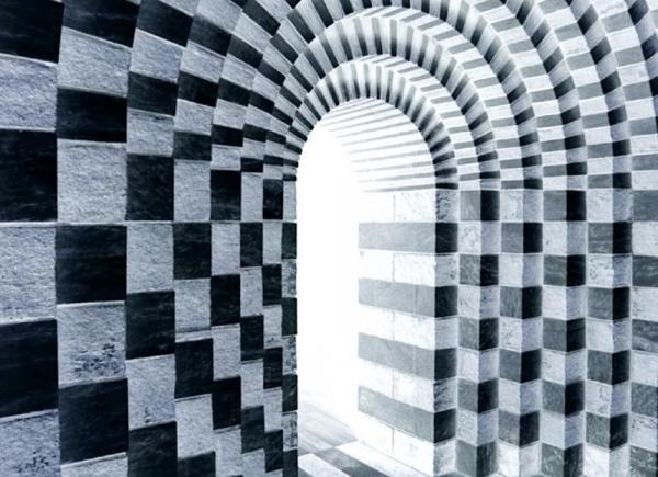Abside, 2006, C-Type print, plexiglass, dibond, cm 200x125