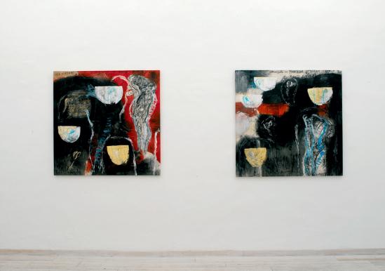 Arcangelo_Case-delle-donne-scelte_2006_1°-sala-alla-OTTO-Gallery