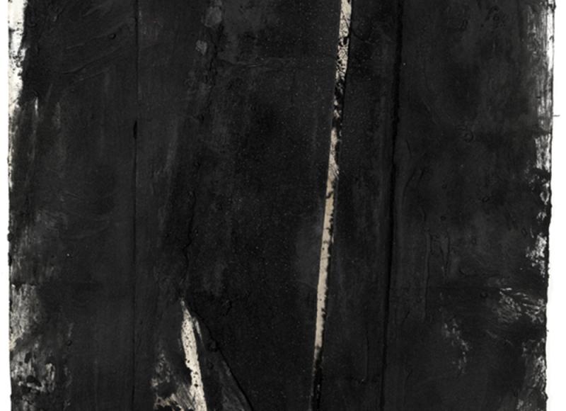 Senza titolo, 2007, tecnica mista su carta, cm 125x91