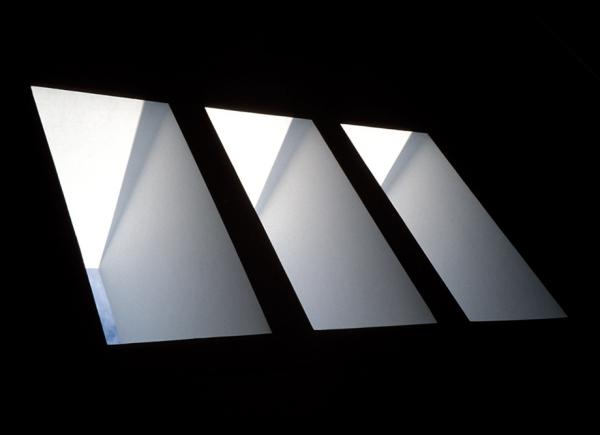 Skylight 05, 2002, C-Type print, plexiglass, alluminio, cm 84x125