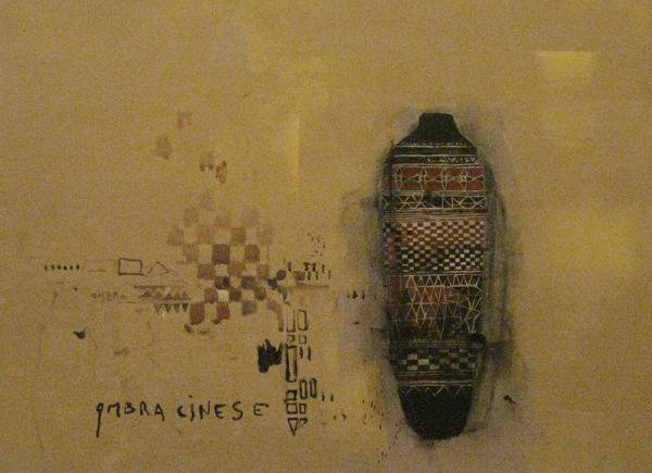 Ombra cinese, 2012, olio su tela, cm 80x100