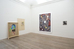 Visione d'insieme II sala