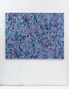 A tutti piace Hans Hartung, 2018, anilina su tela, cm 200x250