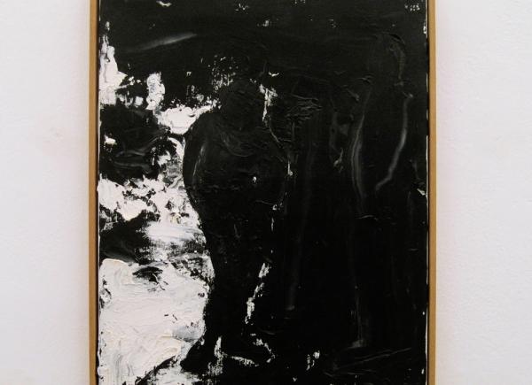 A&E, 2016, olio su tela, cm 60x46