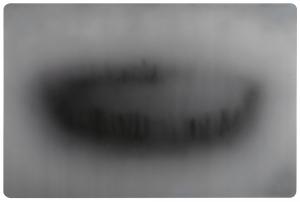 Ipnosi n. 9, 2006, tecnica mista su tela, cm 172x257