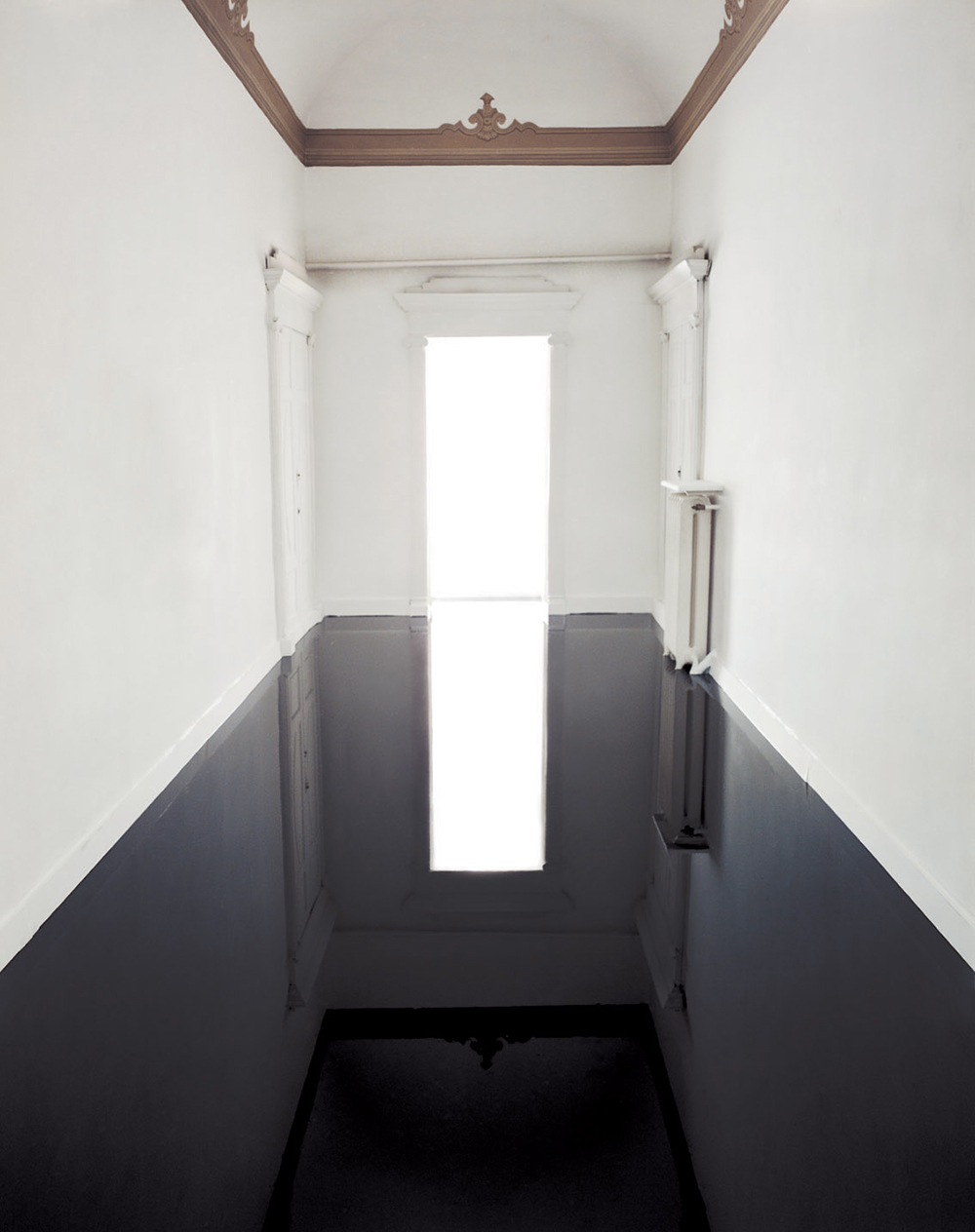 Galleria Persano (oil room), 1997, stampa lambda, cm 151x119