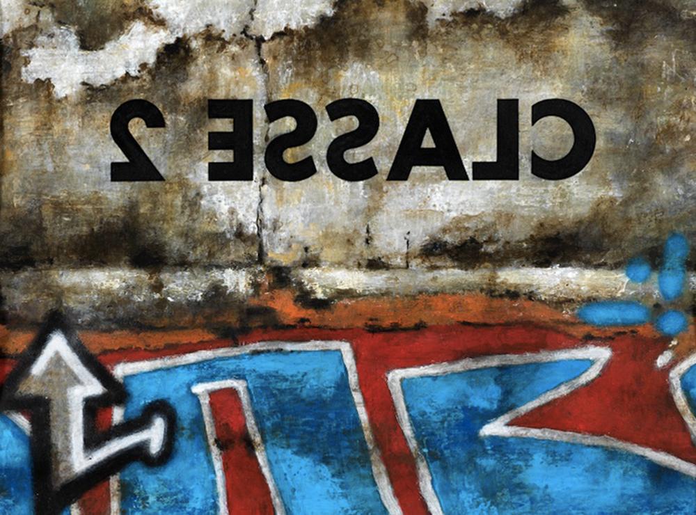 Senza titolo, 2012, acrilico su carta, cm 30x40