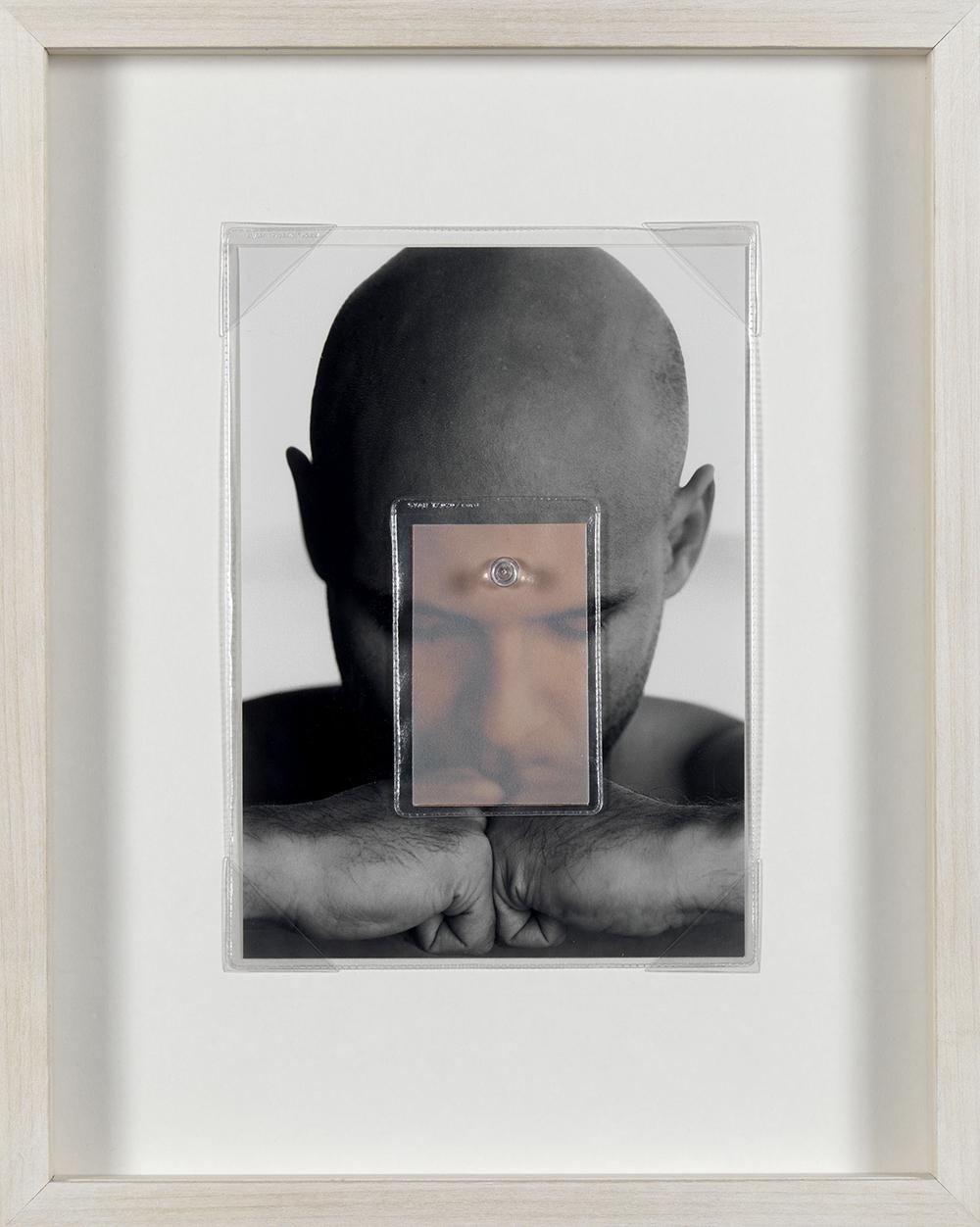 Simen, 2007, tecnica mista, cm 36.3x29