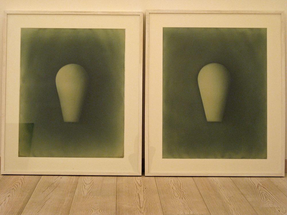 Senza titolo, 2007, tecnica mista su carta, cm 70x56