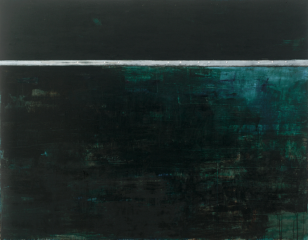 Tutte le stelle del cielo, 1989, olio su tela, cm 250x320