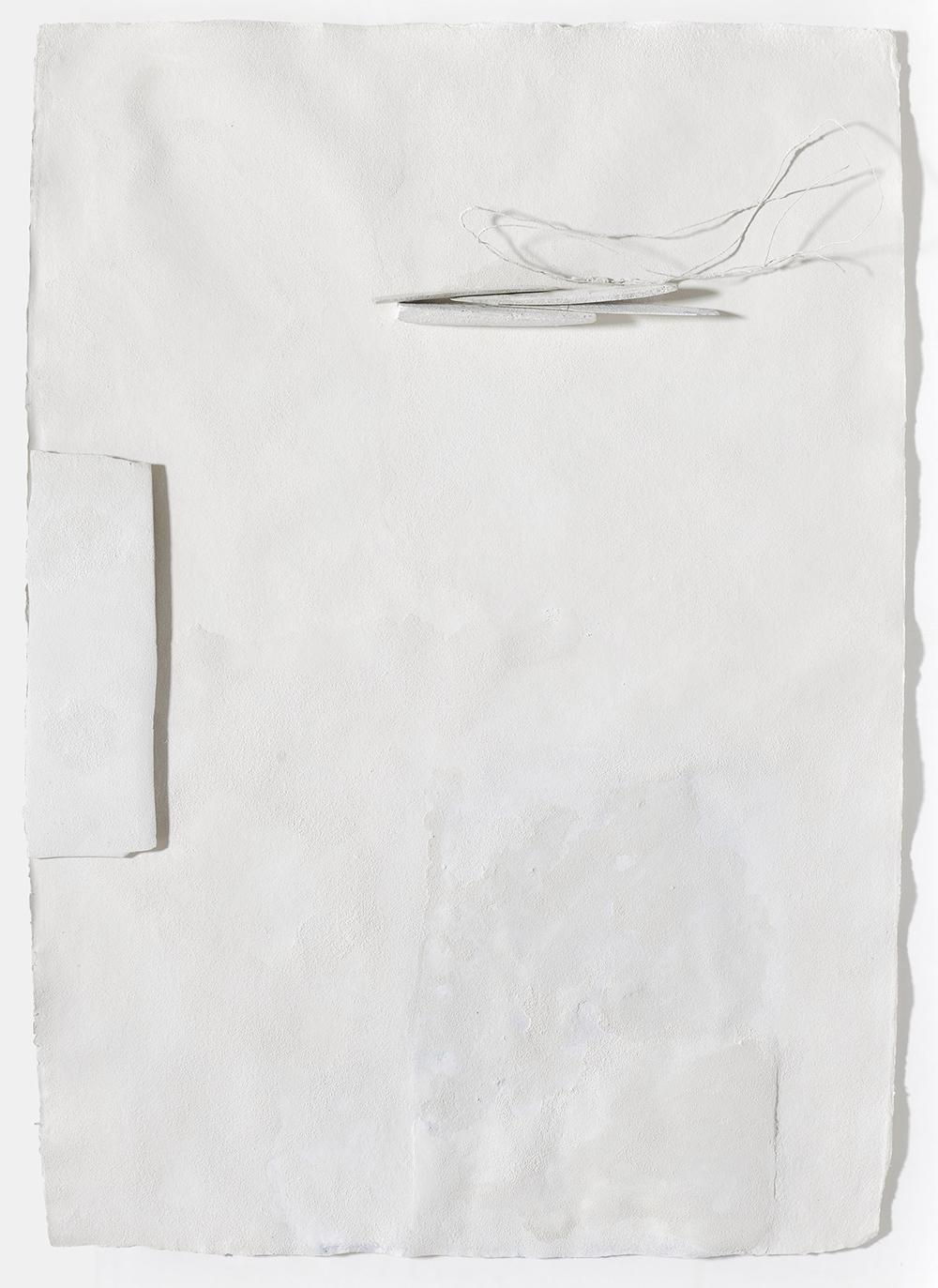 Museo ideale, 2011, tecnica mista su carta, cm 134x94