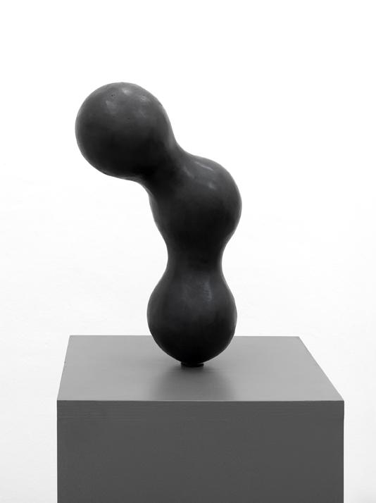 Senza titolo, 2016, bronzo, cm 46,4hx34x15,5