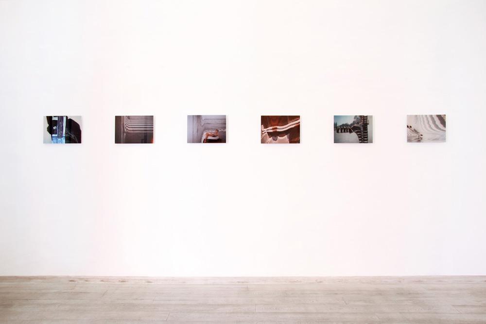 Irene Fenara, Quinto orizzonte, 2016, stampa digitale su plexiglass, cm 29x40 ciasc.