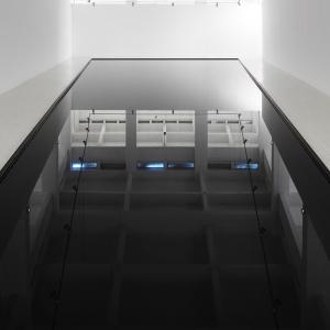 Per Barclay, CAC Malaga, 2012, stampa lambda (oil room), cm 100x100